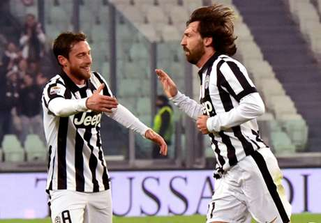 Marchisio: I can't replace Pirlo