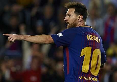 Pesona Messi Yang Tak Pernah Habis