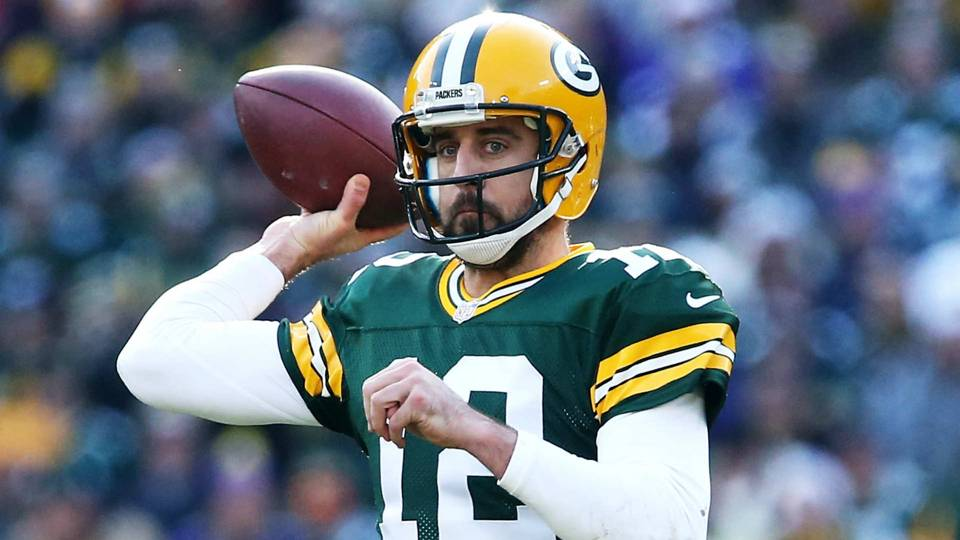 Aaron Rodgers 090117 USNews Getty FTR