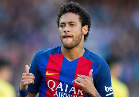 Neymar open to Man United... or Eibar!