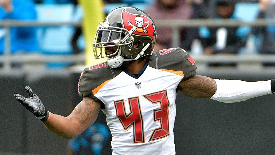 Buccaneers' T.J. Ward has drug charges dropped