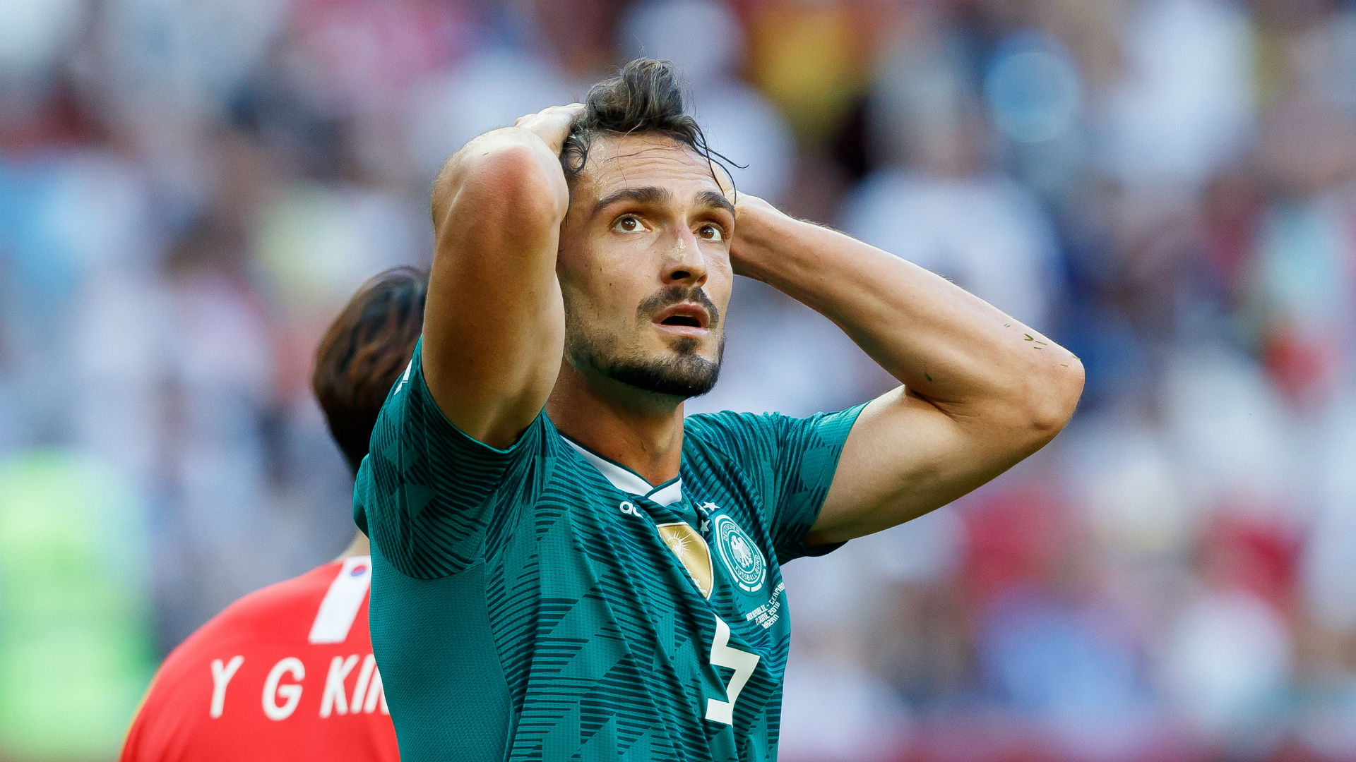 Hummels: Germany haven't been convincing since 2017
