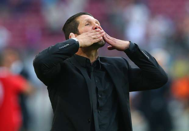 Simeone is a god, says Tiago