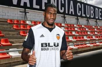 Valencia sign Inter midfielder Kondogbia on season-long loan