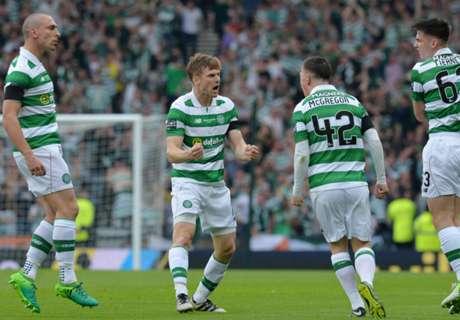 Report: Celtic 2 Aberdeen 1