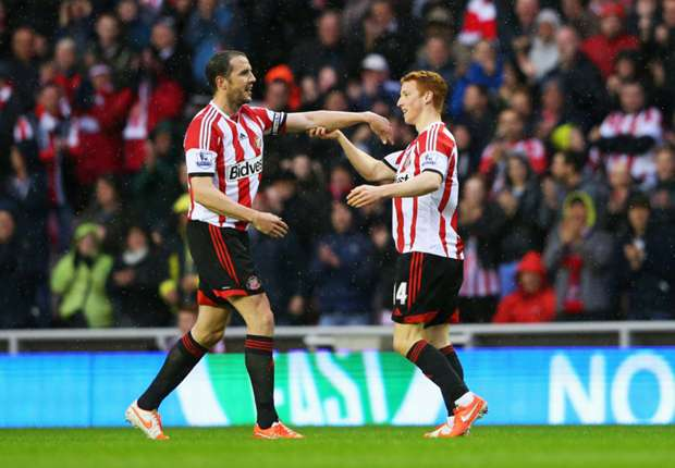 Colback hails Poyet influence after Sunderland secure survival
