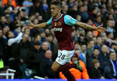 West Ham complete Lanzini transfer