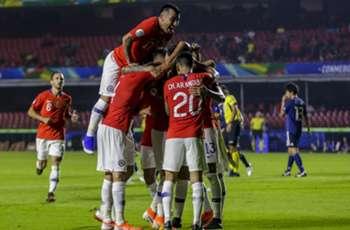 Japan 0 Chile 4: Sanchez scores as defending champions cruise