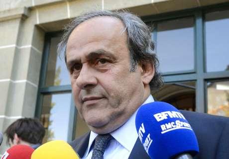Platini to resign as UEFA president