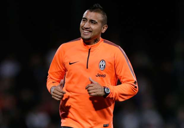Vidal not for sale, insists Juventus director Marotta