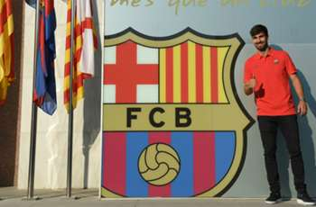 Barcelona reveals details of Andre Gomes deal