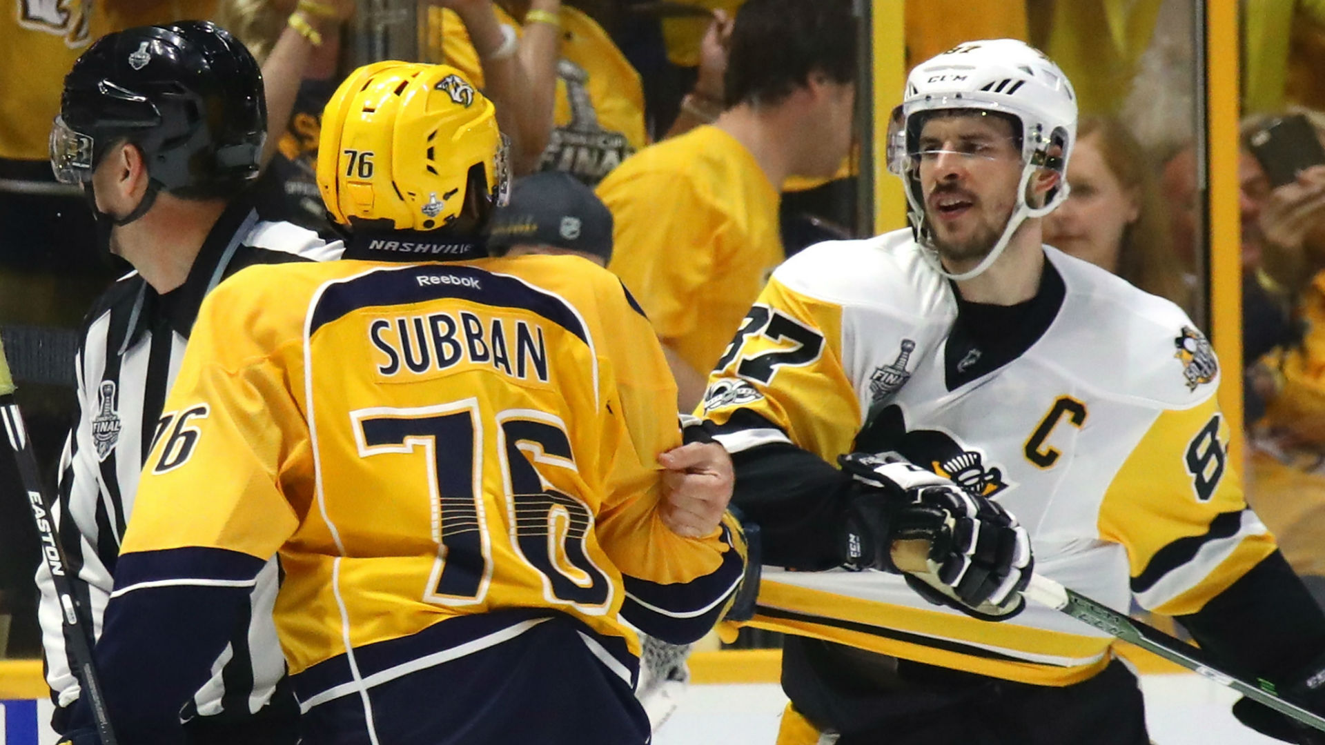 Subban and Nashville have Penguins distracted in Stanley Cup Finals