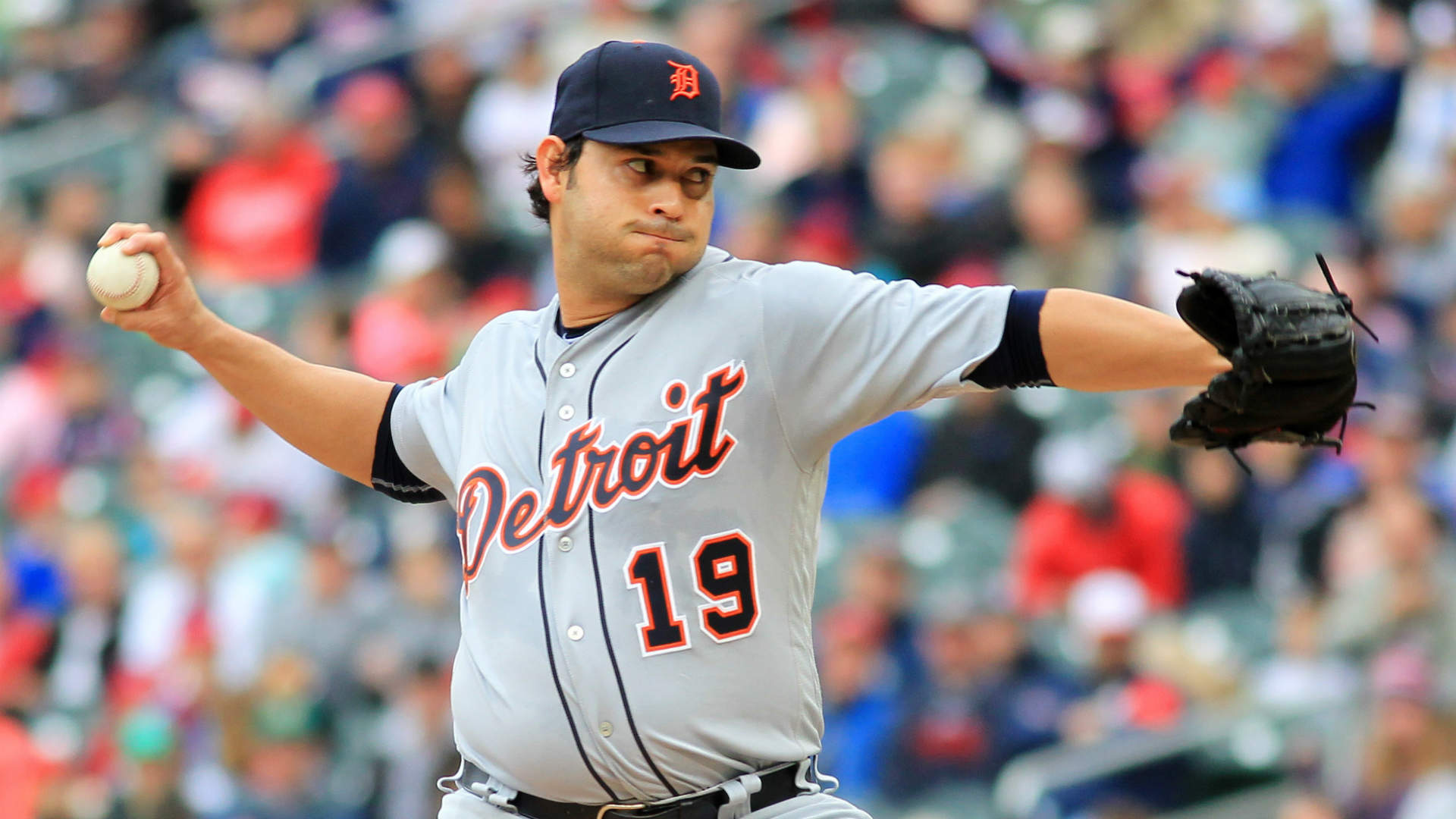 Twins agree to 1-year deal with RHP Anibal Sanchez