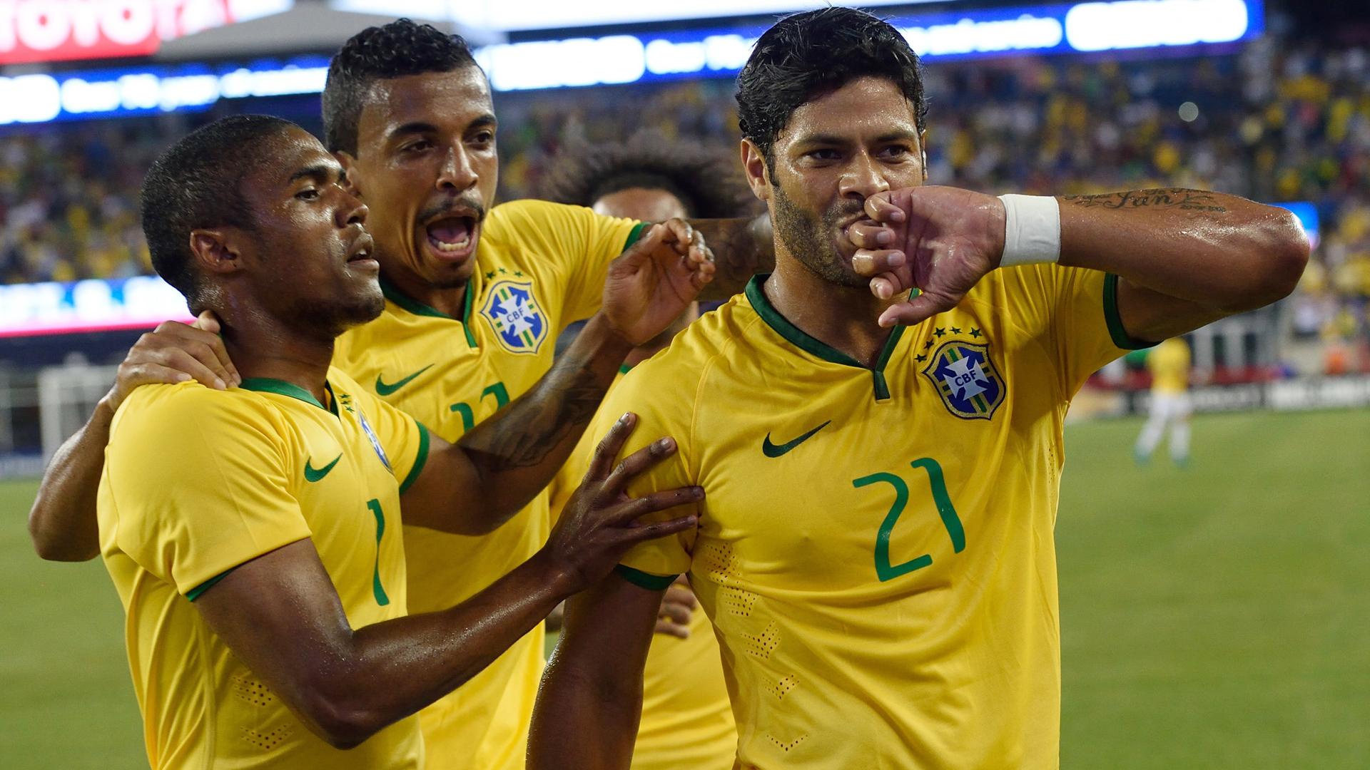 Video: Mỹ vs Brazil