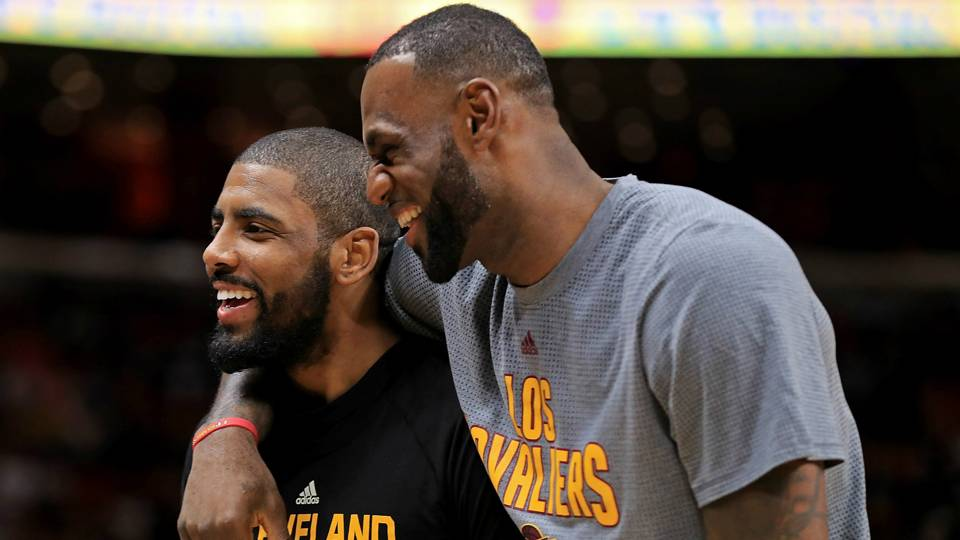 LeBron James was against trading Kyrie Irving 62d0b7b6a