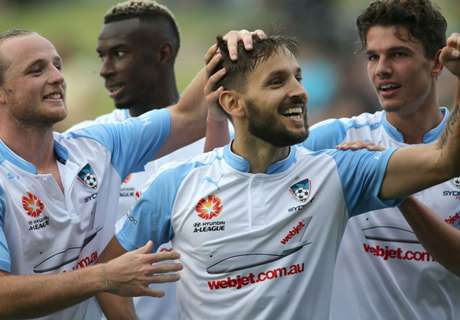A-League Review: Sydney six clear