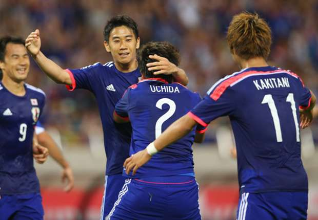 Japan 1-0 Cyprus: Uchida scores the only goal in unconvincing friendly win