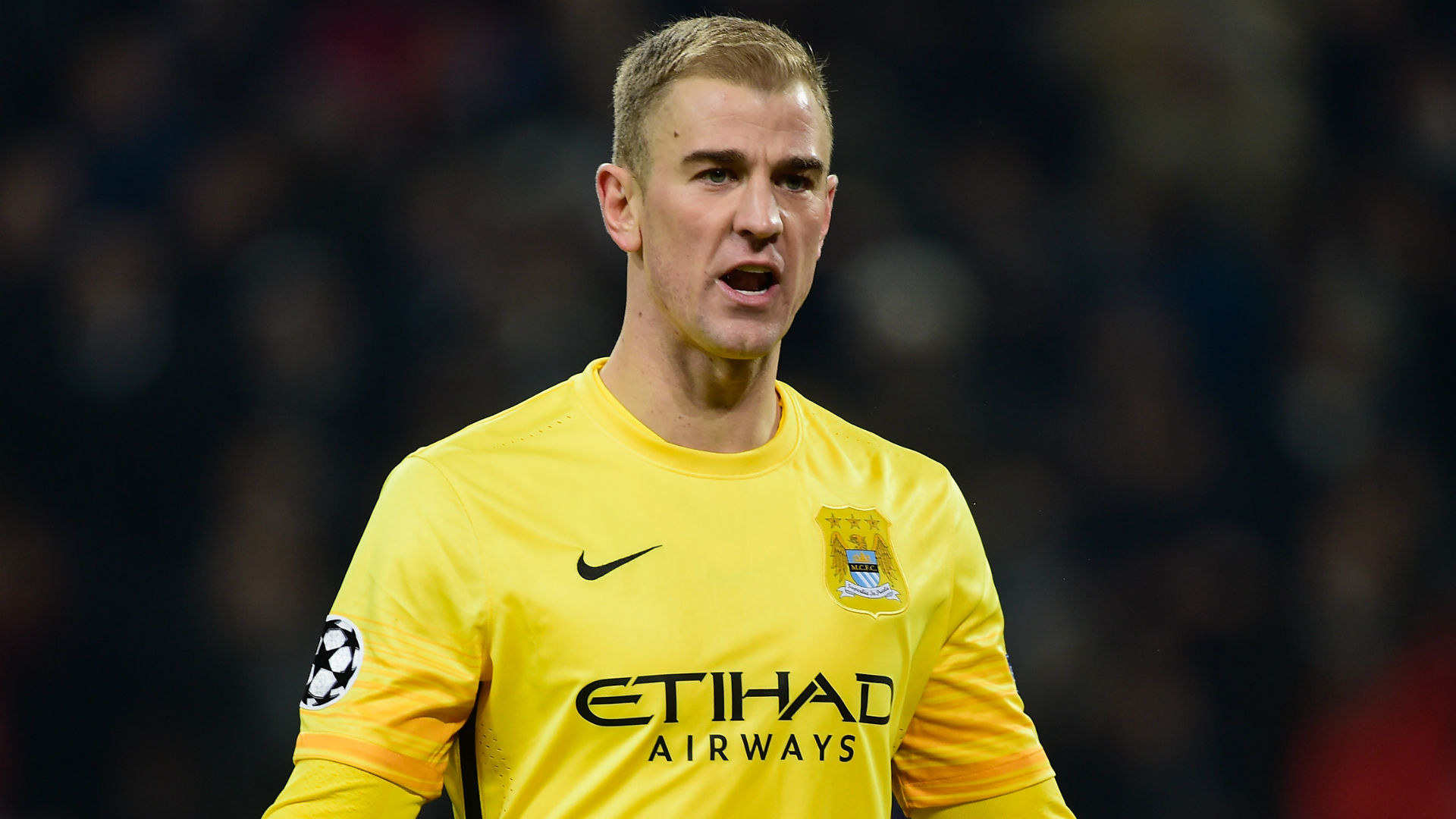 Joe Hart Believes Manchester City Can Win the Champions League This Season
