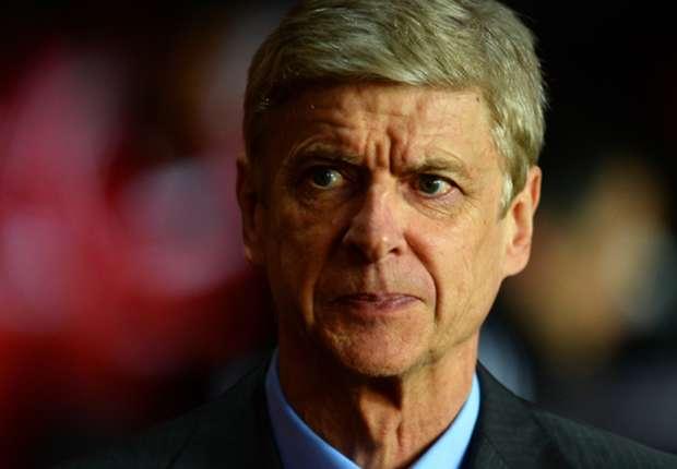 Arsene Wenger gibt sich vor dem Spiel gegen den FC Bayern siegessicher