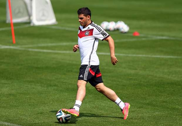 Volland: I love training with Klose