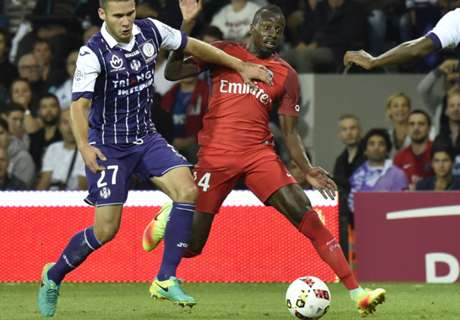 Matuidi: This season toughest for PSG