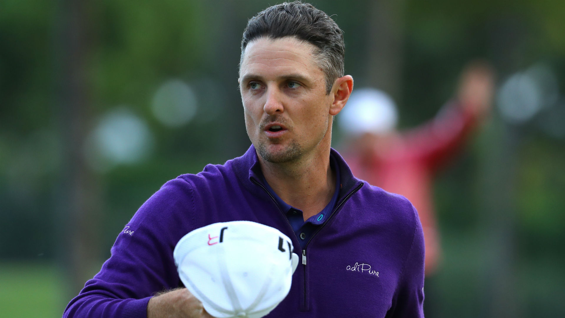 Tour Championship: Justin Rose reminds everyone Tiger Woods has been here before