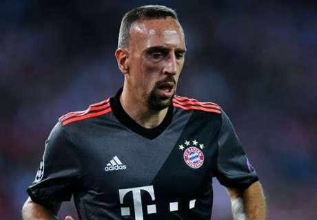 Ribery ready for Bayern return