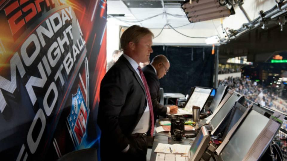 ESPN's Jon Gruden