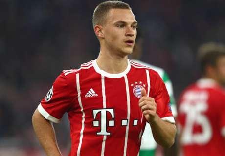 Bayern Munich, Joshua Kimmich: