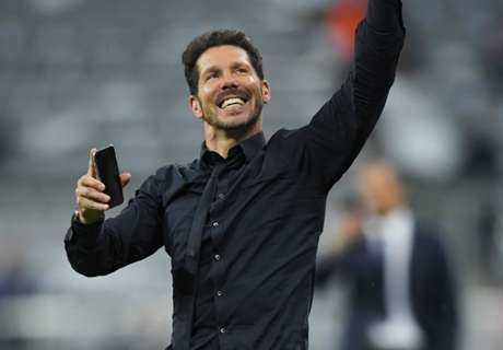 Simeone plays down revenge factor