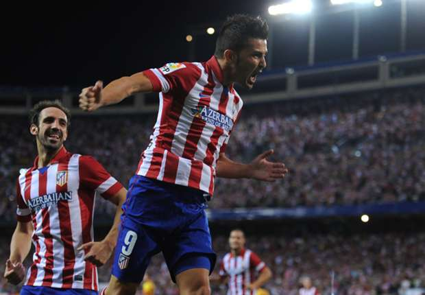 Goal's World Player of the Week: David Villa
