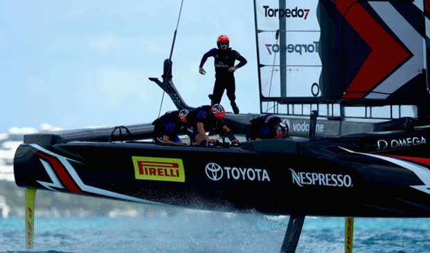 Emirates Team New Zealand - cropped