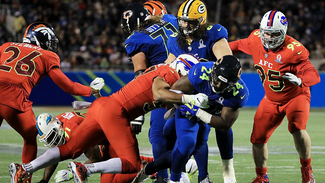 WATCH: The AFC prove too strong for the NFC in the NFL Pro Bowl