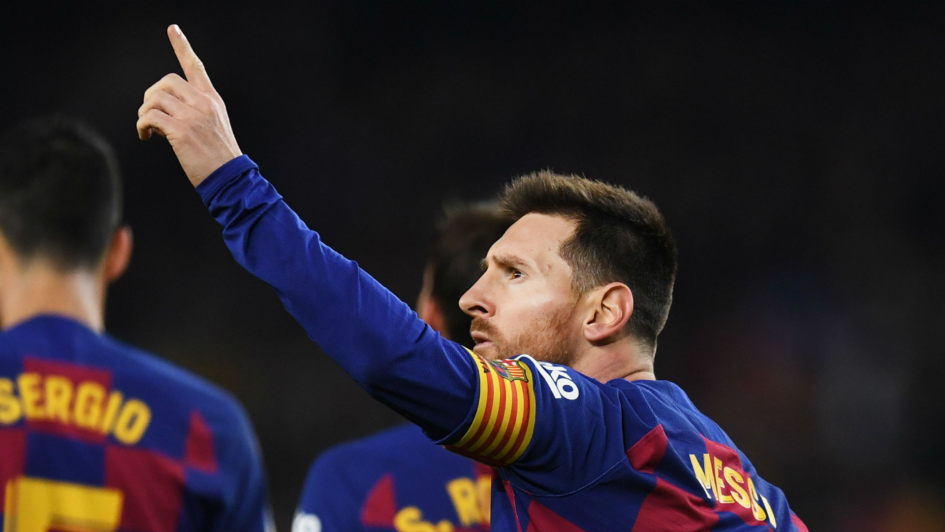 Barcelona 5-2 Real Mallorca: Messi scores hat-trick as champions regain top spot