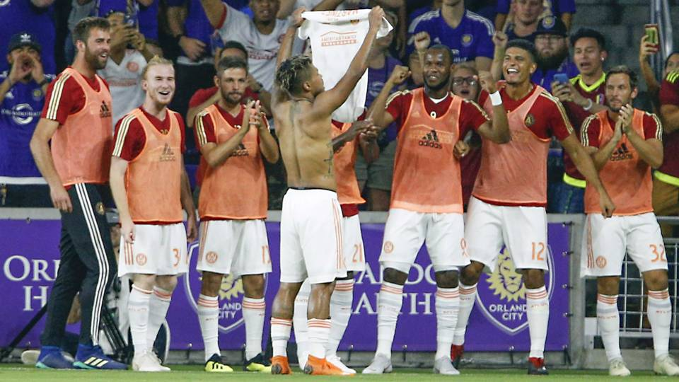 Watch: Josef Martinez makes MLS history with record-breaking 28th goal