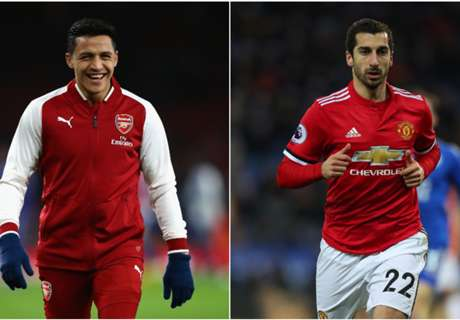 Man Utd sign Sanchez as Mkhi joins Arsenal