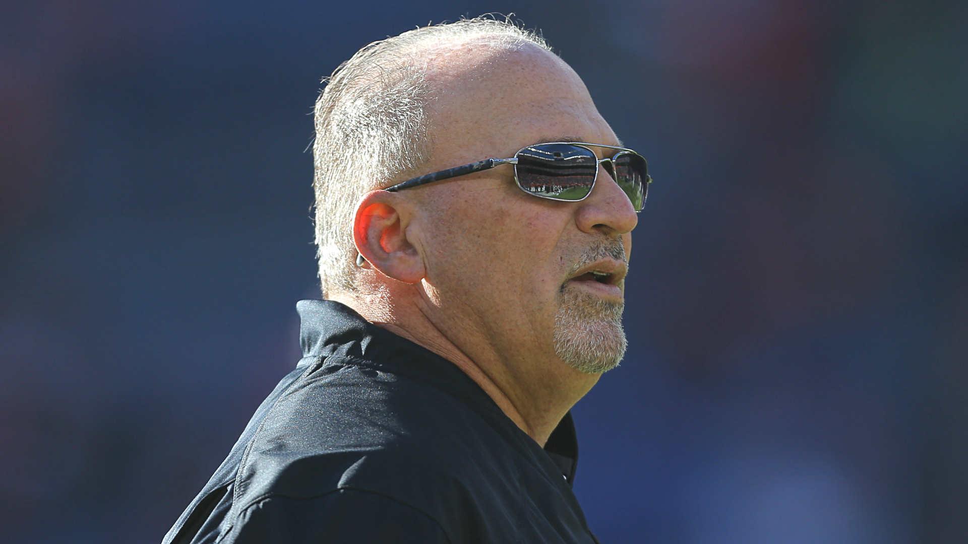 Vikings OL coach Tony Sparano dies