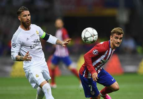Ramos: La Liga better for Griezmann