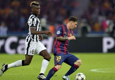 Pogba: Messi gave me advice