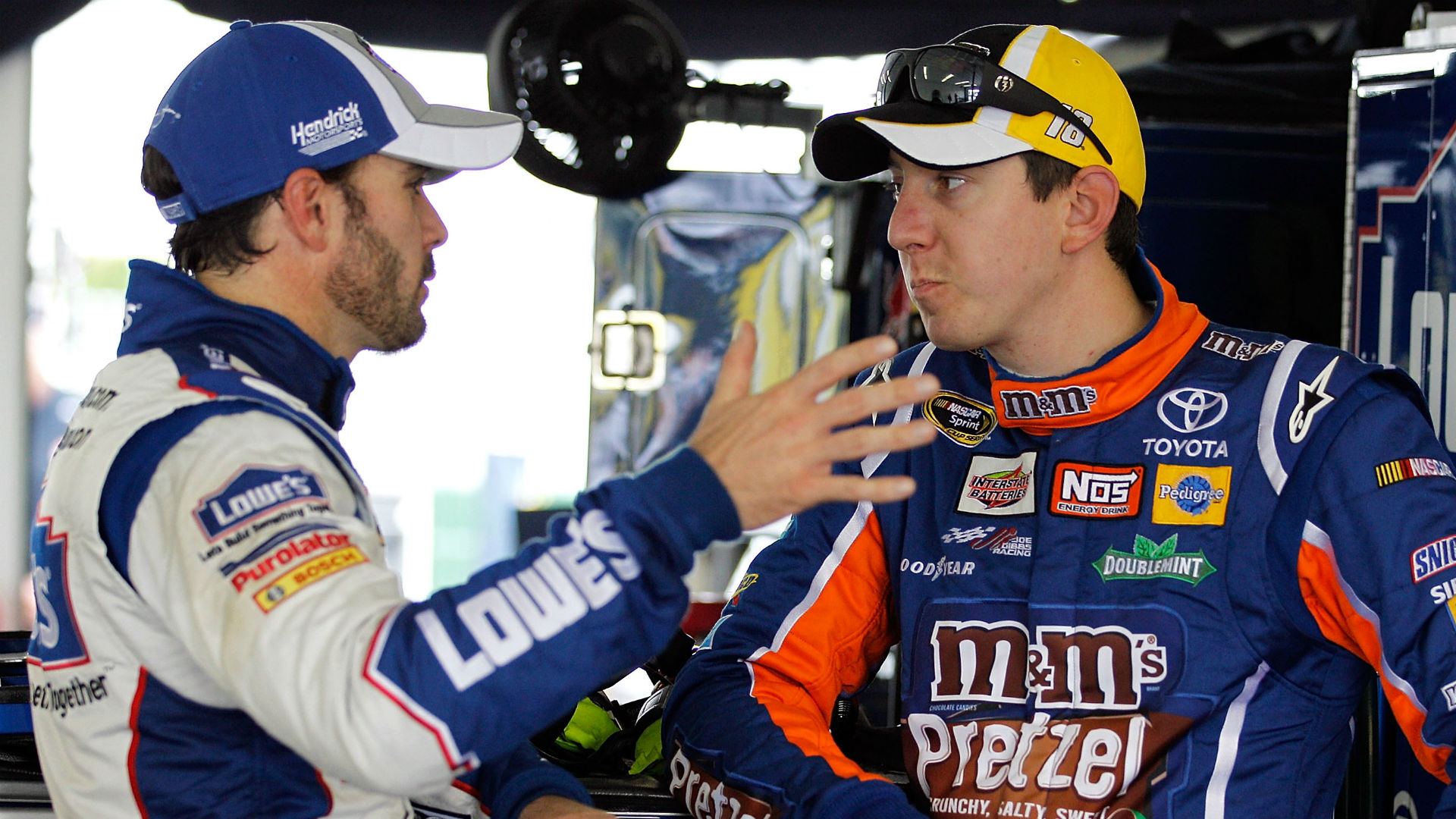2017 NASCAR playoffs: Round of 12 standings, schedule after Talladega chaos
