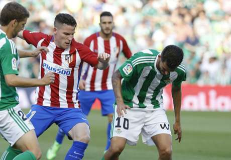 Report: Betis 1 Atletico 1