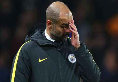 'Man City simply not as good as Bayern'