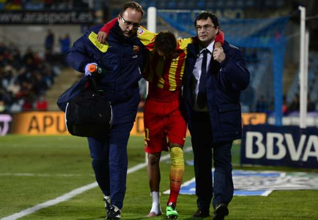 Neymar feared ankle injury was serious