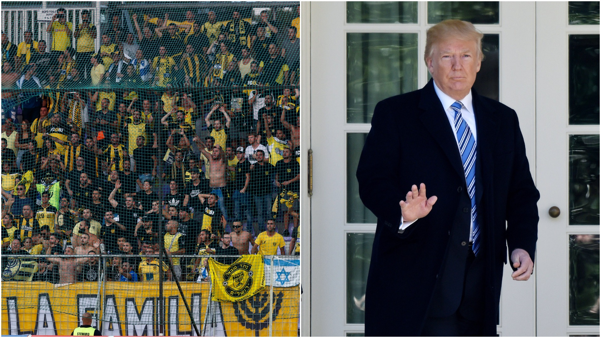Jerusalem soccer team to add 'Trump' to name as tribute