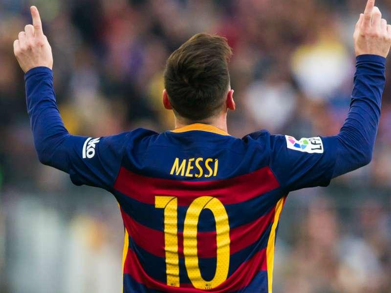 """Messi jako przykład klubowej """"10"""""""