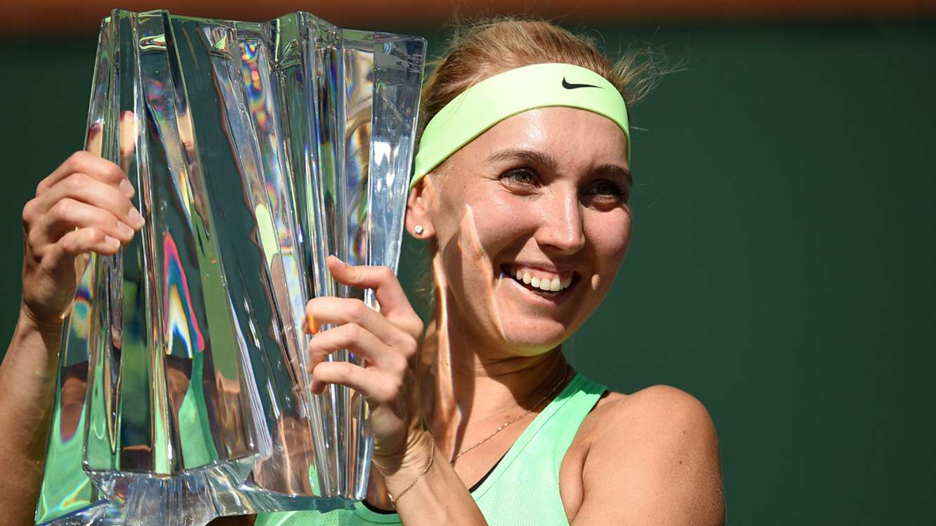 Doubles joy kept me going – Indian Wells champion Vesnina considered quitting