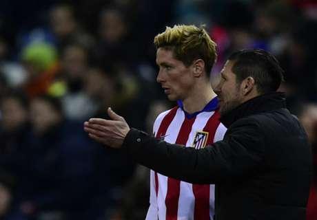Simeone: Torres influences Atleti youth
