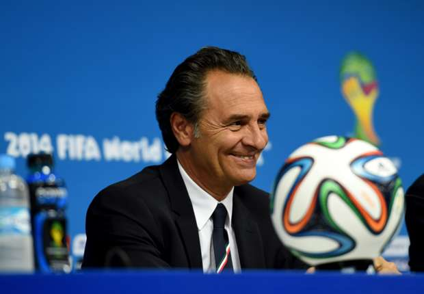 Prandelli: Italy will not play for a draw against Uruguay