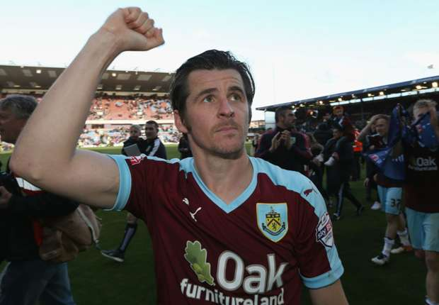 Dyche hails Barton but rules out Burnley return