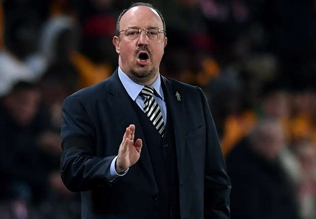Benitez laments missed Newcastle opportunities